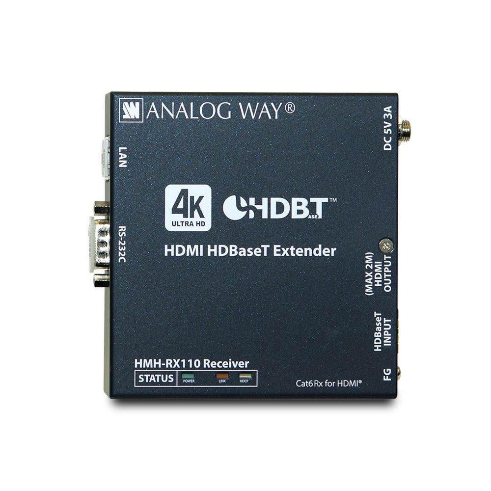 Analog Way Extender HDMI HDBaseT Receiver