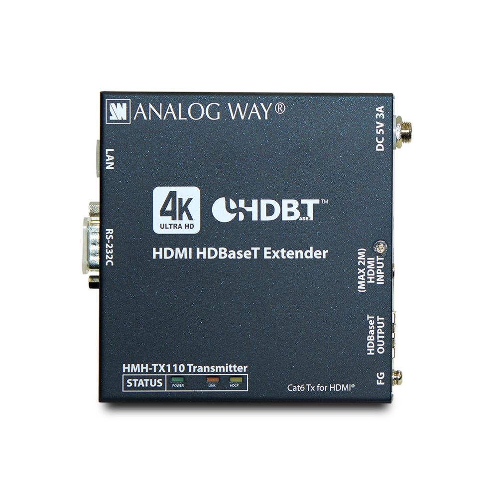 Analog Way Extender HDMI HDBaseT Transmitter