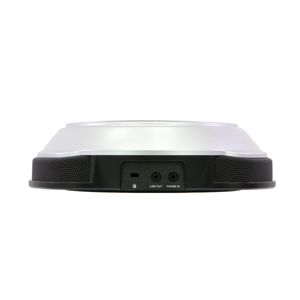 VC520+ USB Conference Camera+Speakerphone, Argento