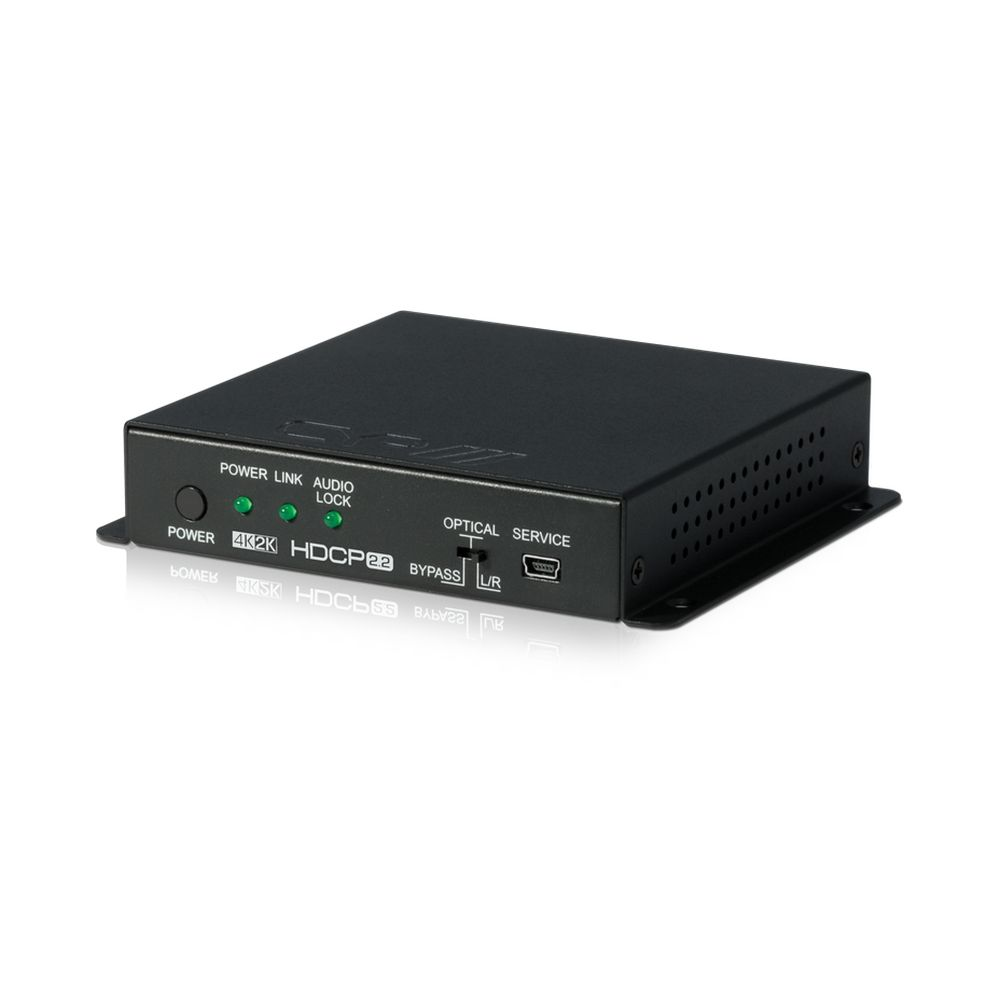HDMI Audio Embedder with built-in Repeater