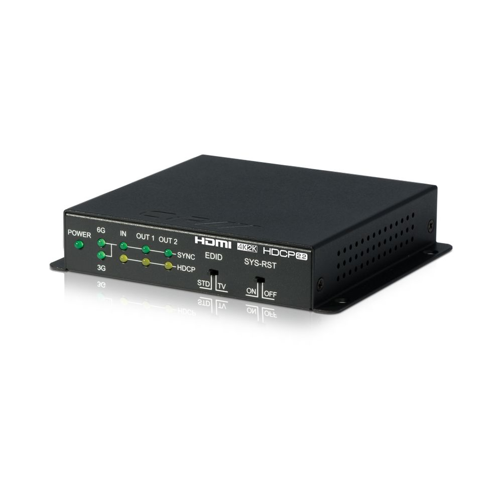 1 to 2 HDMI Distribution Amplifier