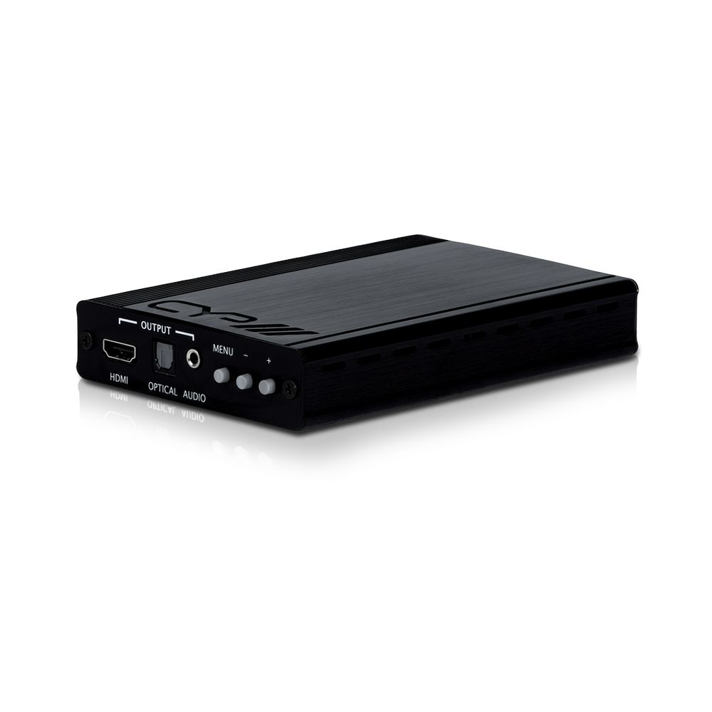 PC to HDMI Converter and Scaler with Audio