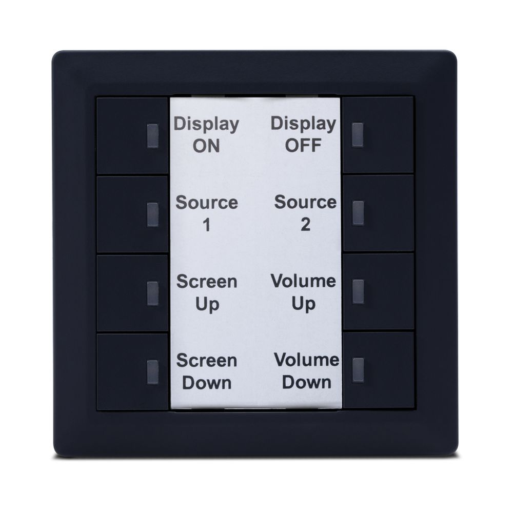 Surface Mount 8 Button  Keypad Control System