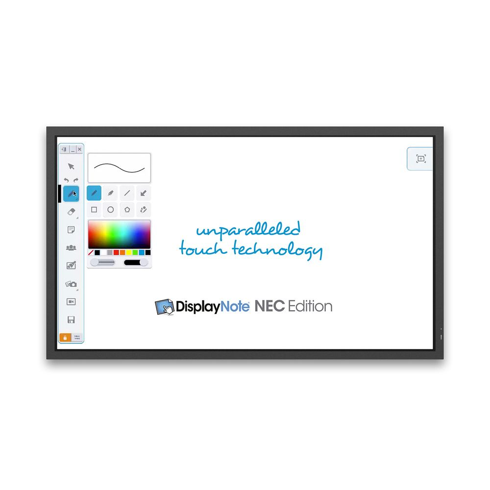 Monitor Profess IFP -Touch- Nec MultiSync E805 SST