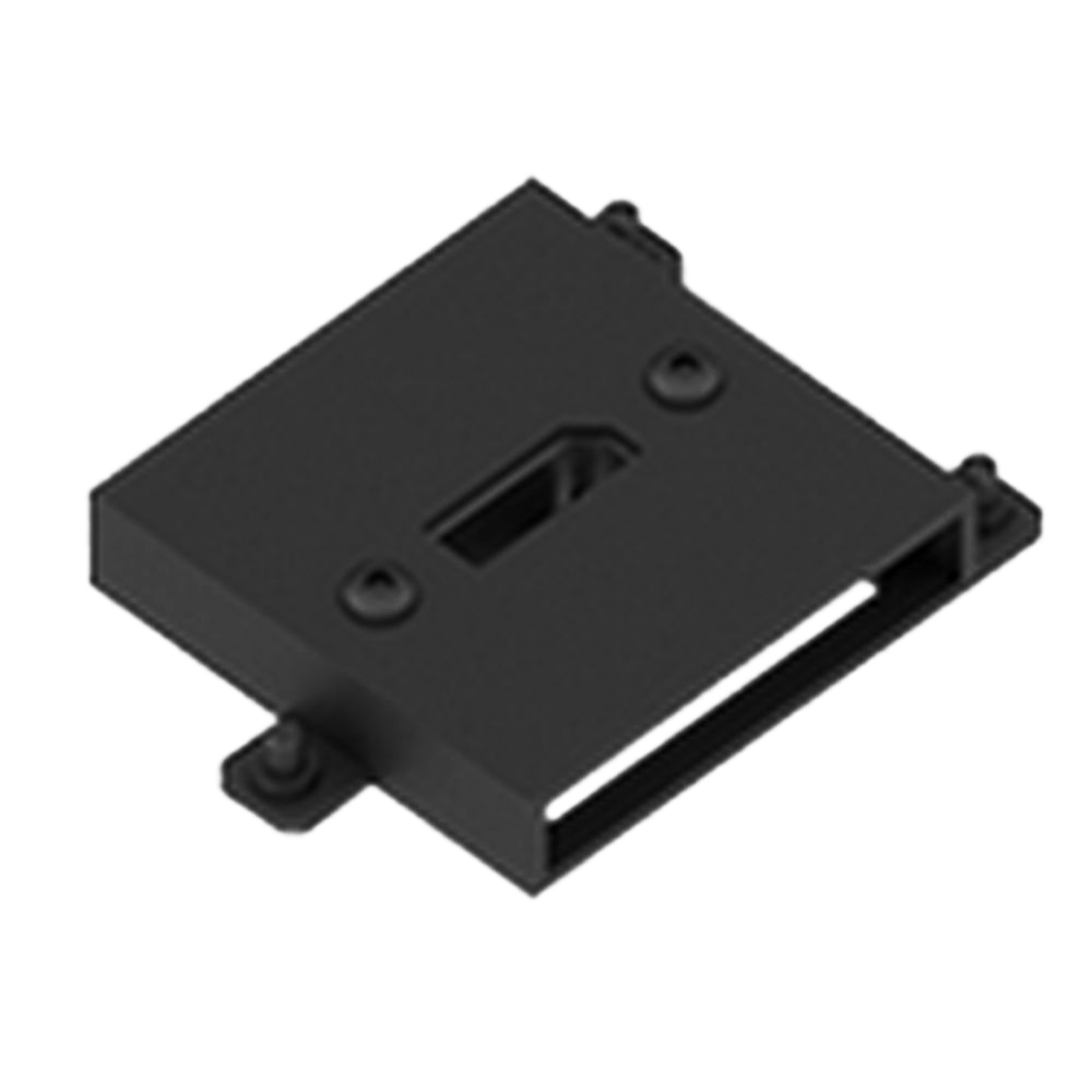 Connector Module Displayport Colour Black