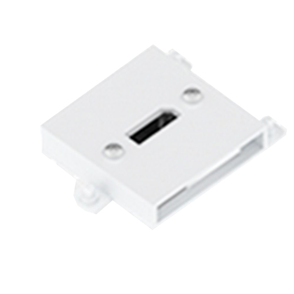 Connector Module Displayport Colour White