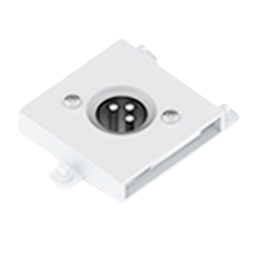 Connector Module Minixlr Colour White
