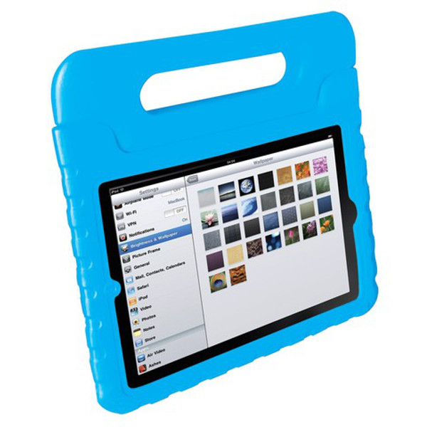 Guscio Ligra Shell4Pad Kid Bag Blu Ipad 2/3/4